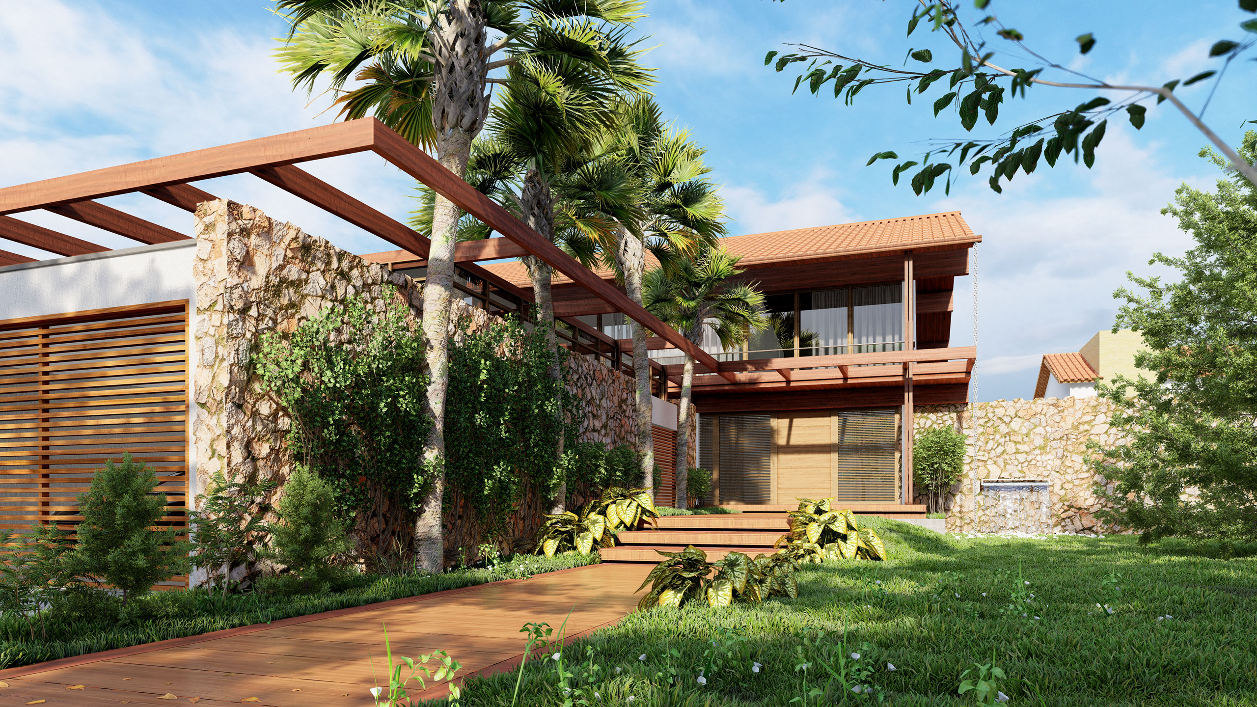 Beautiful Renders Within Reach | Lumion 3D Rendering Software