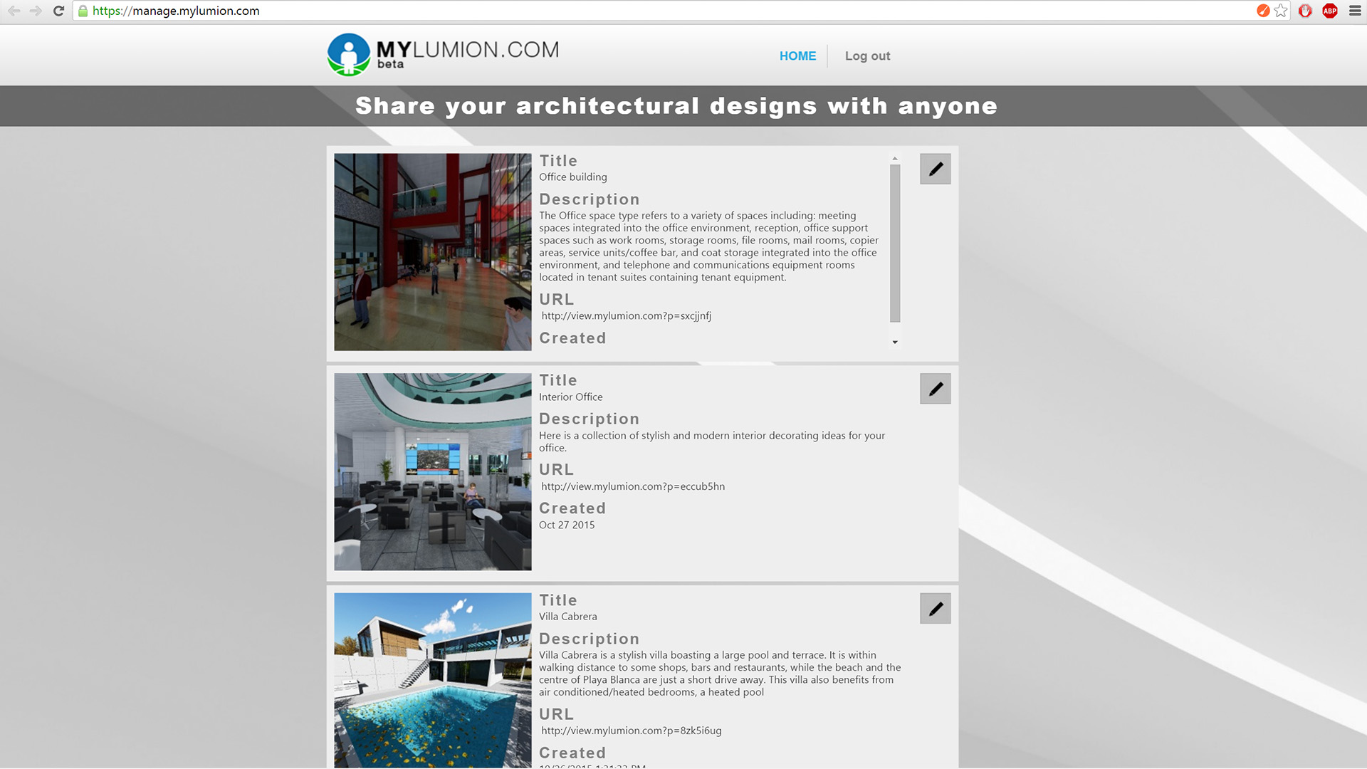 New in previous versions | Lumion
